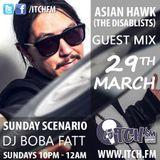 DJ Boba Fatt - The Sunday Scenario 66 - Asian Hawk