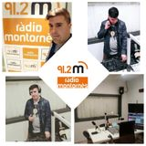 PODCAST- DAVID RJ - SESSION DEEPHOUSE & HOUSE @ Live RADIO MONTORNES (Barcelona) 91.2 FM