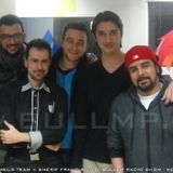 Post Modern Prometheus Team+Serif Francis@BullMp Radio Show - Moreradio (Tuesday 27/12/2011) Part II