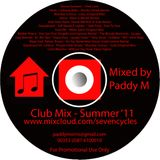 Paddy M's 2011 Summer Club Mix