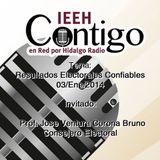 IEEH Contigo - Resultados Electorales Confiables P08 03ENE14