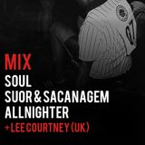 SS&S Allnighter com Lee Courtney-Rowlands (UK) 27/03/2015