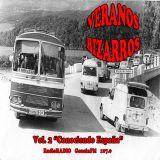 """Veranos Bizarros - Vol. 2 """"Conociendo España"""" - Emitido: 15 Julio 2005 - Radio Gaucin FM"""