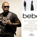DJ Rashaun Live at Bebe Destination Runway 2015