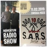 Emisija 023: Treba vremena za proboj kvalitetne muzike – Intervju sa Zarkom Kovacevicem (S.A.R.S)