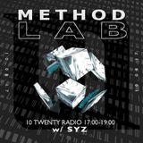 Method Lab w/ SYZ - 10th August 2017