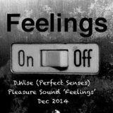D.Wise (Perfect Senses)Pleasure Sound 'Feeling' House Set Dec.2014