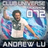 Club Universe Radioshow #072