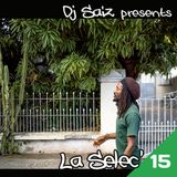 DJ SAIZ ••• La Selec' 15 ••• Reggae-Dub Selection from 2008