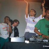 The DMC World DJ Touring Team - 1989