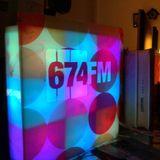 674.fm - Es müsste immer Musik da sein 17.04.14