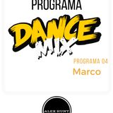PROGRAMA DANCE MIX  MARCO 2017 SEMANA 04