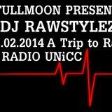 DJ RaWsTyLeZ - A Trip to Raw on Radio UNiCC 21.02.14