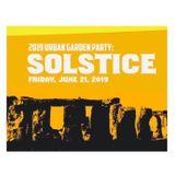2019 Urban Garden Party: Solstice - Opening Set (2019-06-21)