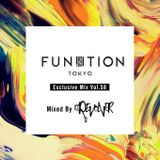 FUNKTION TOKYO  Exclusive Mix Vol.58 mixed by DJ REVOLVER