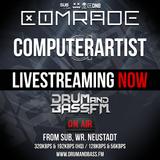COMPUTERARTIST LIVE set at Wr. Neustadt, Austria pres. by COMRADE DNB _ Recorded by DrumandBass.FM