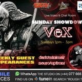 DJ VEX SUNDAY SHOWCASE ON ROUGH TEMPO RADIO