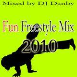 DJ Danby - Fun Freestyle Mix (Xtra Version) 2010
