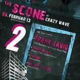 Frank Savio @ Crazy Wave Club 2/2 (Karlsruhe) 09.02.2013