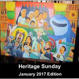 Heritage Sunday (Novelty Songs) - January 2017 edition