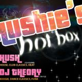 DJ Hush - Live from Hushie's Hot Box (Part 1) (OPEN FORMAT)