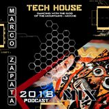 Marco Zapata - Dancing With the God of the Mountains - Moche Podcast 2018 Mix