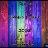 Sesión Electro Latino 2015 - JJ GAGO