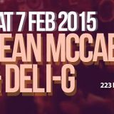 The Touch With Deli-G 31st Jan 2015