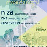 Gustawson @Moody Night 29-11-2013