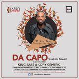 Da Capo Live at AfroCentric 4th March 2016