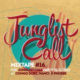 Mad4ce - Junglist Call Mixtape #16