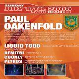 Cooney - Live @ Kryptonite 2005 Oakenfold Party