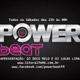DJ Cidinho (Convidado) - Programa 16 - Dia 23/05/15 - Power Beat - Rádio Litoral FM