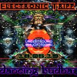 Moksha ELECTRONIC TRIPP & DANCING BUDHAS: Birthday Psycho Night 18/5/2013