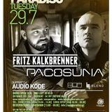 Fritz Kalkbrenner @ Cavo Paradiso Mykonos 29-07-2014