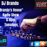 DJ Brando House Music Radio 2019/3/12