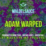 Maldelsauce: Podcast #30 Guestmix by Adam Warped