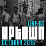 Live 70's & 80's Funk/Soul/Boogie Mix @ Uptown Block-Party (10.28.2016)