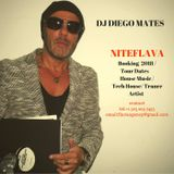Diego Mates live streaming @ Dj Hub