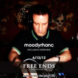 Free Ends 136: Moodymanchester with Moodymanc