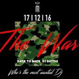 M-Club|The War DJ Battle