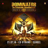 I:Gor Live @ Dominator 2018 - Wrath Of Warlords