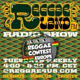 Reggaeland FM radio show @ reggae4us.com (19-feb-2013 / P1)