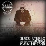 ISAN HETS @  JUICY STEREO radio show 2017