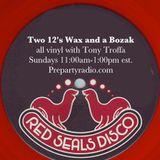 Two 12s, Wax and a Bozak with Tony Troffa 3-25-18