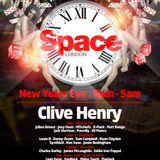 VanRock mix - Space New Year's Eve - Casino Vegas with Clive Henry