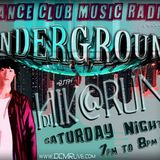 """FM Radio Show """"UnderGround"""" by HIK@RUN August 18 (EDT) Event's set"""