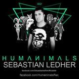 Sebastian Ledher @ Humanimals podcast