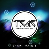 DJ Mix - Jan 2018 - Guest Mix on 3 Kings show at Pie Radio