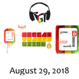"""Reggae Transfusion"" on KGNU Community Radio [08-29-2018]"